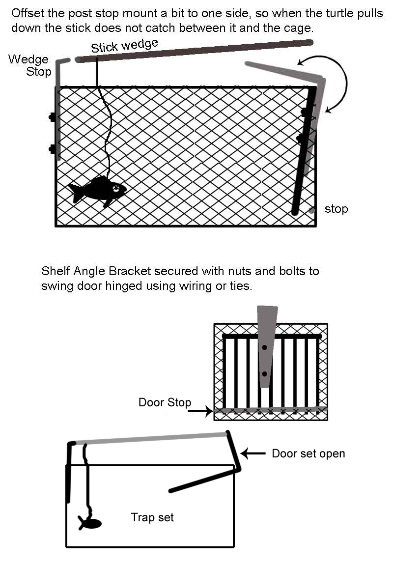 how to make a simple turtle trap