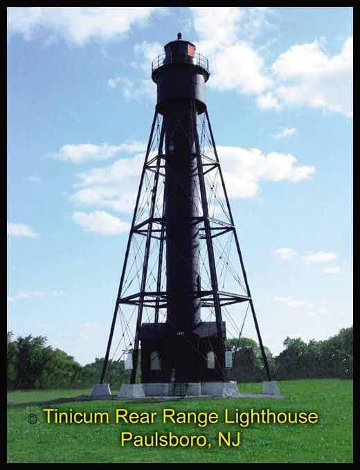 paulsboro new jersey lighthouse